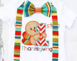 baby boy turkey and football onesie thanksgiving turkey