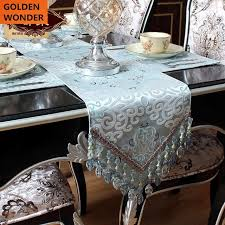 home decor table runner european style high quality table runners modern luxury table runner