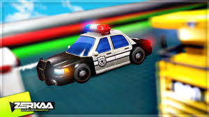 fastest police car the fastest police car micro machines world series youtube