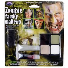 halloween zombie makeup kits images