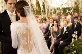 Wedding Inside The Twilight Breaking Dawn Wedding Bridalguide