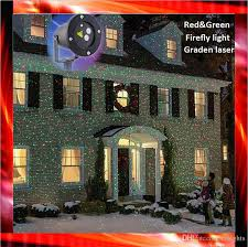 Christmas Laser Light Show Outdoor Ip65 Waterproof Laser Stage Light Christmas Lights Outdoor