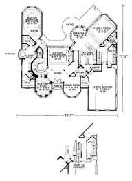 farmhouse victorian rear elevation of plan 87609 beautiful