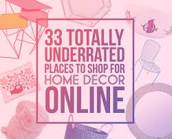 32 places to shop for home decor online that you u0027ll wish you knew