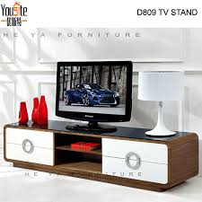 Living Room Tv Table Modern Mdf Media Console Tv Table Assembly Wooden Tv Stand View