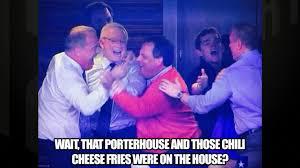 Jerry Jones Memes - jerry jones pal chris christie dropped 82 grand on concessions