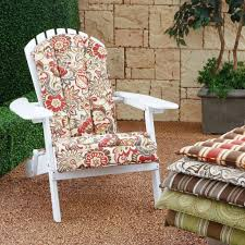 Patio Chair Cushions Lowes by Furniture Adirondack Cushions Adirondack Chair Cushions