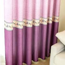 Pink And Purple Curtains Purple Blackout Eyelet Curtains Integralbook Com