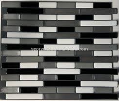 gel tile backsplash black white grey tile backsplash zyouhoukan net