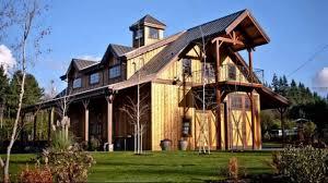 barn style house pics youtube
