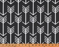 Black And White Modern Curtains Modern Curtains Etsy