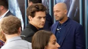Blind Gossip Harry Styles Harry Styles Is Ever The Gentleman As He Carries Girlfriend