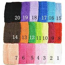 baby crochet headbands kadiwow 6 inch baby girl crochet tutu tops chest