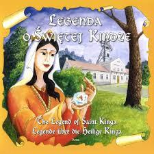 of kinga book in german and