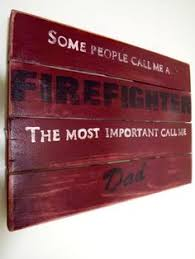 the gift for any firefighter display with pride your name