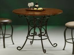 copper top dining table copper top dining table endearing copper
