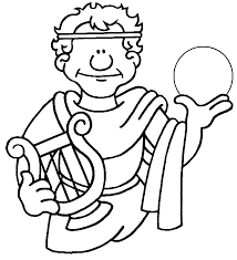 greek mythology word search greece greek coloring pages apollo