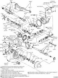 ford f350 front axle parts diagram ford f350 steering diagram