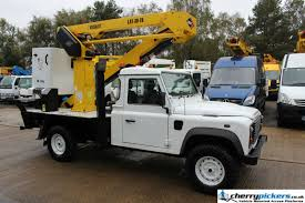 land rover truck for sale current stock