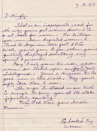 letters to the museum of menstruation