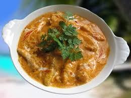 cuisiner la lotte au curry recette de queues de lotte à la polynésienne la recette facile