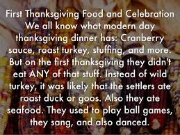 thanksgiving thanksgiving meal menu dinner food story
