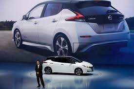 nissan leaf japanese to english electric cars videos at abc news video archive at abcnews com