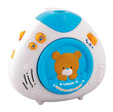 Baby Ceiling Light Projector by Amazon Com Vtech Baby Lullaby Bear Crib Projector Projector