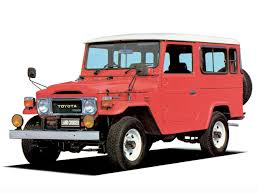 Toyota Land Cruiser Car Technical Data Car Specifications