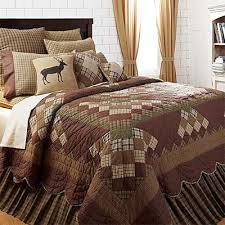country quilts and bedding for country style home decor