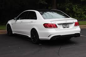 used amg mercedes 2014 mercedes e class e63 amg s model stock p002503 for