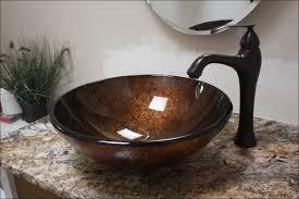 Lowes Vessel Vanity Kitchen Room Wonderful Bowl Sink Lowes Vessel Sink And Faucet