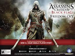 Ac4 Black Flag Assassin U0027s Creed 4 Black Flag U2013 Freedom Cry Dlc Erscheint 17 12 2013