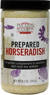 what is prepared horseradish inland market premium foods prepared horseradish