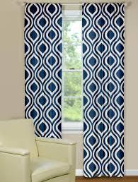 Marrakech Curtain Blue Curtain Panels Vandysafe
