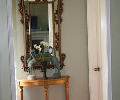 captivating placement s as wells as mirror as small space foyer