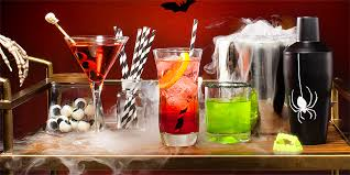 Cocktail Parties Ideas - steal our halloween cocktail party shopping list