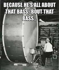 All About Meme - he s all about the bass by lokigodbv meme center