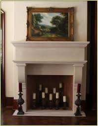 cool fireplace candle insert images decoration inspiration