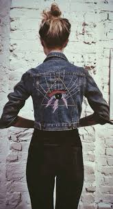 Seeking Jacket Want This Denim I Want A Jacket That Looks Like The One Susan