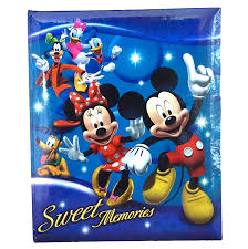 mickey mouse photo album disney mickey mouse and sweet memories 200