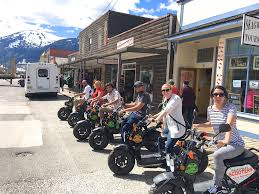 Honda Rugged Scooter Skagway Scooters