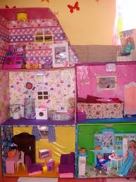 59 Best Barbie Homes Ideas by 17 Best Shoe Box Doll House Images On Pinterest Boxes Diy Doll