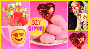 Valentine S Day Homemade Gift Ideas by Diy Valentine U0027s Day Gift Ideas Easy Diy Gifts Youtube