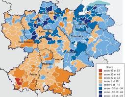 Hk Rhône Alpes à Vénissieux De Fortes Inégalités Entre Les Territoires De Rhône Alpes Lyon
