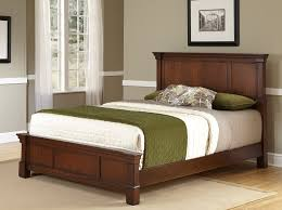 King Size Headboard And Footboard Home Styles The Aspen Collection King Bed Kitchen