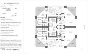 100 multi family floor plans free house multi story house