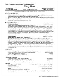 It Resume Samples For Experienced Professionals by It Resume Format For Experienced Free Resume Example And Writing