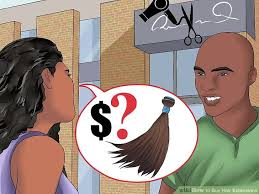 buy hair extensions how to buy hair extensions 15 steps with pictures wikihow