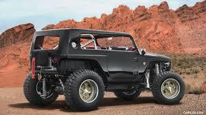 moab jeep safari 2017 jeep moab easter safari concepts quicksand concept rear